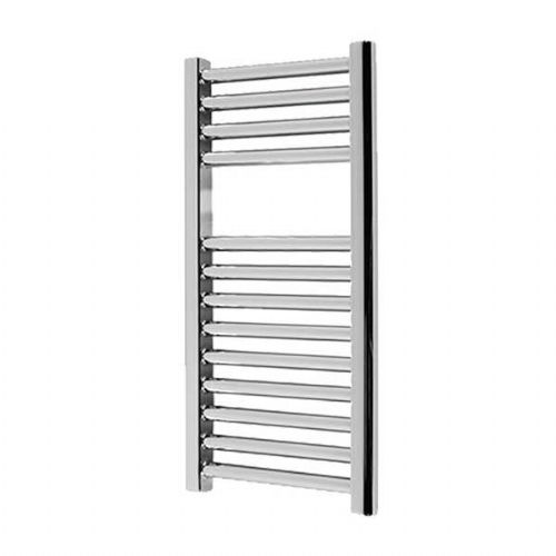 Abacus Elegance Straight Towel Rail - 600mm x 300mm - Chrome